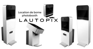 Location de borne photo Lautopix