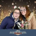 Marché de Noël d'Arras - photobooth