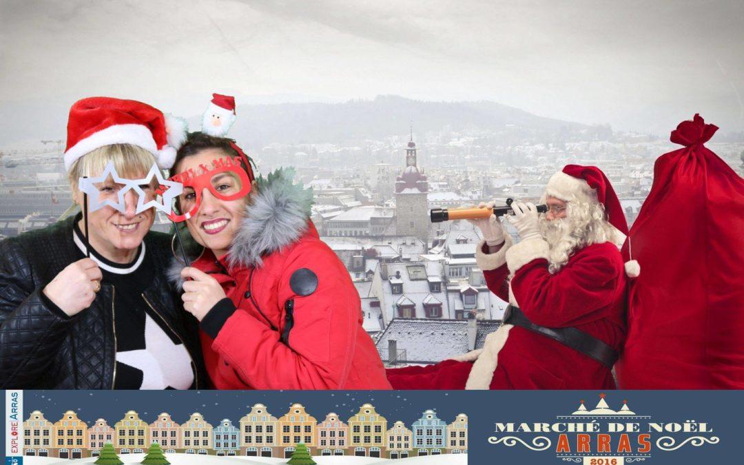 Seconde édition du marché de Noël d'Arras pour Lautopix