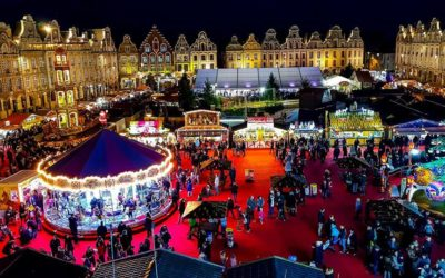 Annulation marché de Noël d'Arras édition 2020